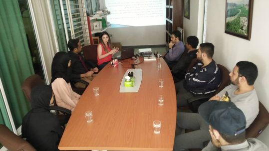 الملحقية الثقافية تلتقي مع دفعة الطلبة المبتعثين بماليزيا